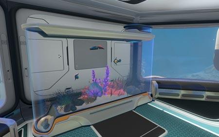 Habitat update subnautica the aquarium malvernweather Image collections